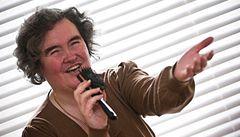 Susan Boyleová přijede do Prahy